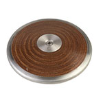 1 KILO COMPETITION WOOD DISCUS