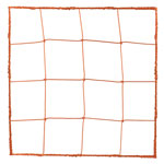 3.0 MM OFFICIAL SIZE SOCCER NET ORANGE