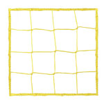 4.0 MM OFFICIAL SIZE SOCCER NET YELLOW