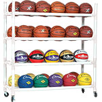 40 BASKETBALL HEAVY DUTY CART