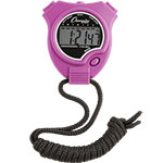 STOP WATCH NEON PURPLE