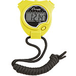 STOP WATCH NEON YELLOW