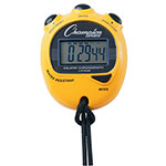BIG DIGITAL DISPLAY STOP WATCH YELLOW