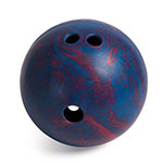 2.5LB RUBBER BOWLING BALL