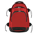 DELUXE SPORTS BACKPACK RED