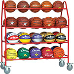 DELUXE PRO BALL CART