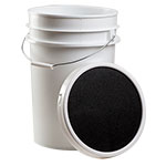 6 GALLON BALL BUCKET WITH PADDED LID