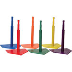 DELUXE 6 COLOR BATTING TEE SET