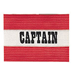 ADULT CAPTAIN ARMBAND RED