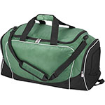 LARGE ALL SPORT PERSONAL EQUIPMENT BAG GREEN