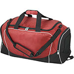 LARGE ALL SPORT PERSONAL EQUIPMENT BAG RED