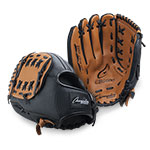 11 INCH LEATHER BASEBALL/SOFTBALL GLOVE RIGHT HANDED
