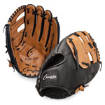 13 INCH LEATHER & VINYL BASEBALL/SOFTBALL GLOVE
