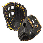 13 INCH LEATHER & NYLON BASEBALL/SOFTBALL GLOVE