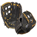 14 INCH LEATHER & NYLON BASEBALL/SOFTBALL BASEBALL GLOVE