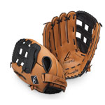 14.5 INCH LEATHER BASEBALL/SOFTBALL GLOVE RIGHT HANDED