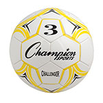 CHALLENGER SOCCER BALL SIZE 3 YELLOW/WHITE