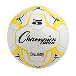 CHALLENGER SOCCER BALL SIZE 5 YELLOW/WHITE