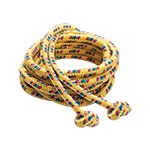 8 FT NYLON BRAIDED JUMP ROPE