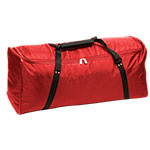 DELUXE EQUIPMENT BAG RED