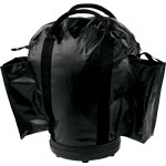 DELUXE BASEBALL/SOFTBALL BAG BLACK