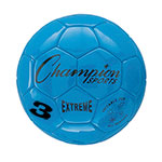 EXTREME SOCCER BALL SIZE 3 BLUE