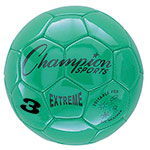 EXTREME SOCCER BALL SIZE 3 GREEN