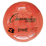 EXTREME SOCCER BALL SIZE 3 ORANGE