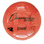 EXTREME SOCCER BALL SIZE 4 ORANGE