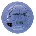 EXTREME SOCCER BALL SIZE 4 PURPLE