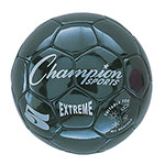 EXTREME SOCCER BALL SIZE 5 BLACK