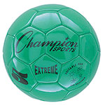 EXTREME SOCCER BALL SIZE 5 GREEN