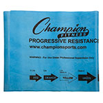 10 LB RESISTANCE THERAPY & EXERCISE FLAT BAND BLUE