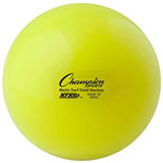 FIELD HOCKEY BALL YELLOW