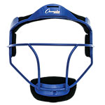SOFTBALL FACE MASK YOUTH BLUE