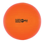 42 CM FITPRO TRAINING & EXERCISE BALL NEON ORANGE