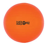 65 CM FITPRO TRAINING & EXERCISE BALL NEON ORANGE