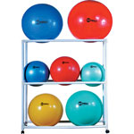 9 BALL ABS STORAGE CART