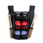 COMBO BAT & HELMET FENCE BAG