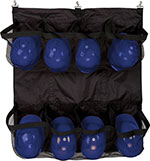 DELUXE 8 HELMET HANGING BAG