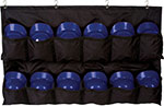 12 HELMET TEAM HANGING BAG