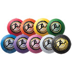 10 INCH RHINO WORLD KICKBALL SET OF 9