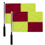 CHECKERED LINESMAN'S FLAG