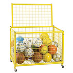 FULL SIZE LOCKABLE BALL LOCKER