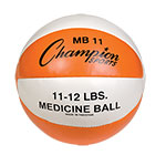 5 KG LEATHER MEDICINE BALL