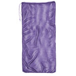 24X48 MESH BAG PURPLE