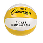 3 KG LEATHER MEDICINE BALL