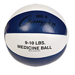 4 KG LEATHER MEDICINE BALL
