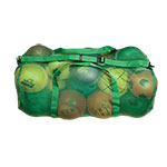 MESH DUFFLE BAG GREEN