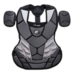 PRO ADULT MODEL CHEST PROTECTOR BLACK